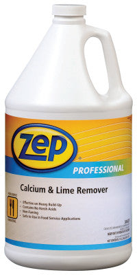 Calcium & Lime Removers, 1 gal Bottle