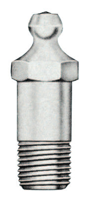 Hydraulic Fittings, Straight, 1 1/4 in, Male/Male, 1/8 in (PTF)