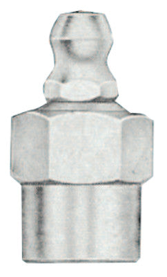 Hydraulic Fittings, Straight, 1 in, Male/Female, 1/4 in (NPTF)