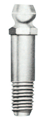 Hydraulic Fittings, Straight, 1 1/8 in, Male/Male, 1/4 in (SAE)