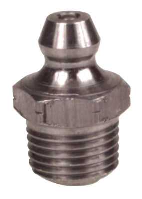 Non-Corrosive Fittings, Straight, 3/4 in, Male/Male, 1/8 in (PTF)