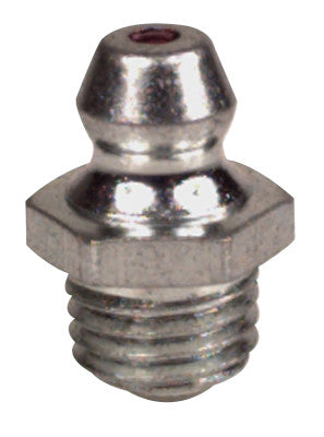 Metric Fittings, Straight, 5/8 in, Male/Male, 8 mm