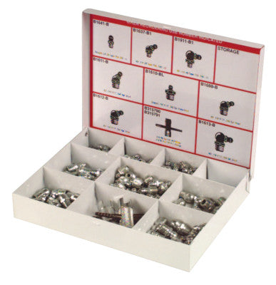 All Purpose Fitting Assortments, Includes Selection of Popular Sized Fittings