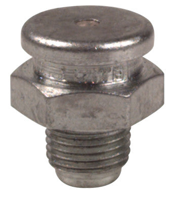 Button Head Fittings, Straight, 3/4 in, Male/Male, 1/8 in (PTF)