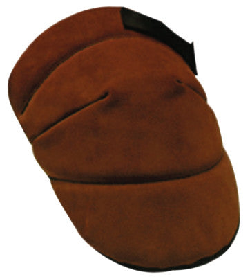 Leather Knee Pads, Elastic Strap