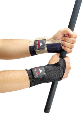 LARGE DUAL-FLEX WRIST SUPPORT BLACK