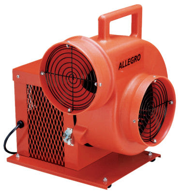 Standard Centrifugal Blowers, 1/4 hp, 115V