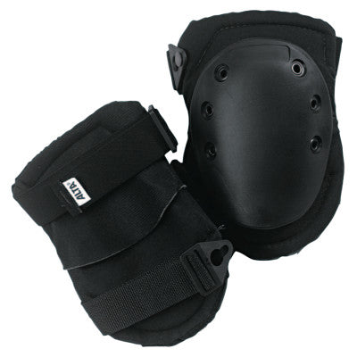 Superflex Knee Caps, Buckle, Black