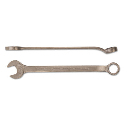 Combination Wrenches, 28 mm Opening, 15 3/8 in