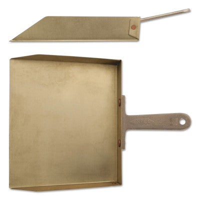 Ampco Dust Pans, 4 in x 8 in