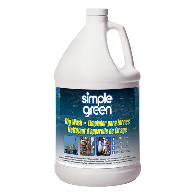 Rig Wash Cleaners, 1 gal Can