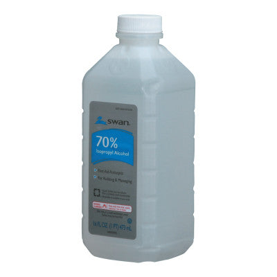 Isopropyl Alcohol, 70% Isopropyl Alcohol, 16 oz Bottle