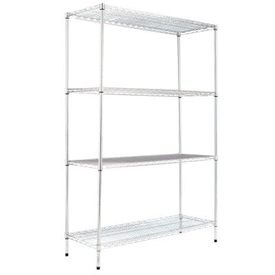 SHELVING-WIRESTART48X18SR