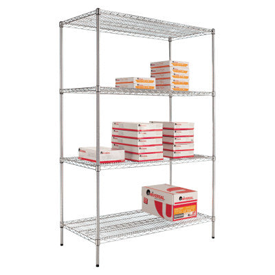 SHELVING-WIRESTART48X24SR