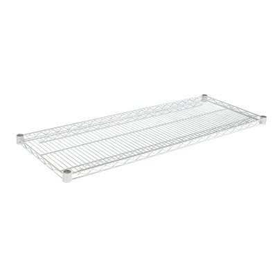SHELVES- WIRE-2-48X18-SR