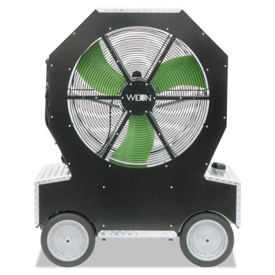 Cold Front Atomized Cooling Fans, Floor, Stand Alone, 0.5 hp, 1-Speed