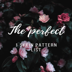 One Skein Projects