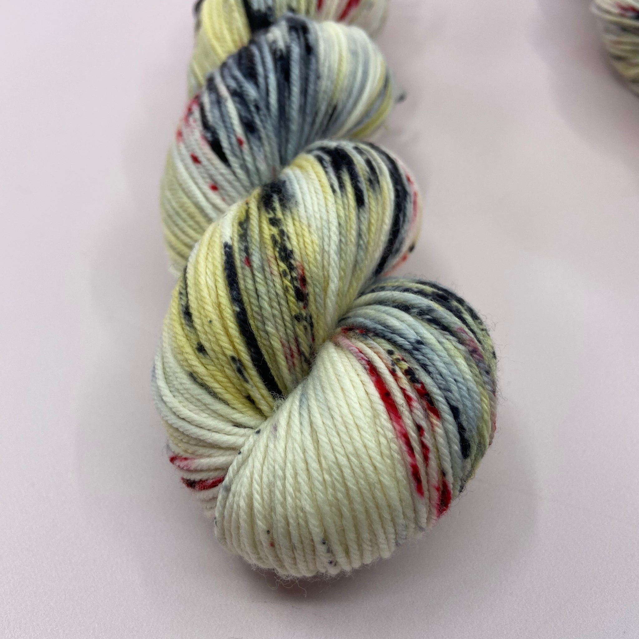 Trevor Morgan DK - Keeping Up With The colorways Kourtney