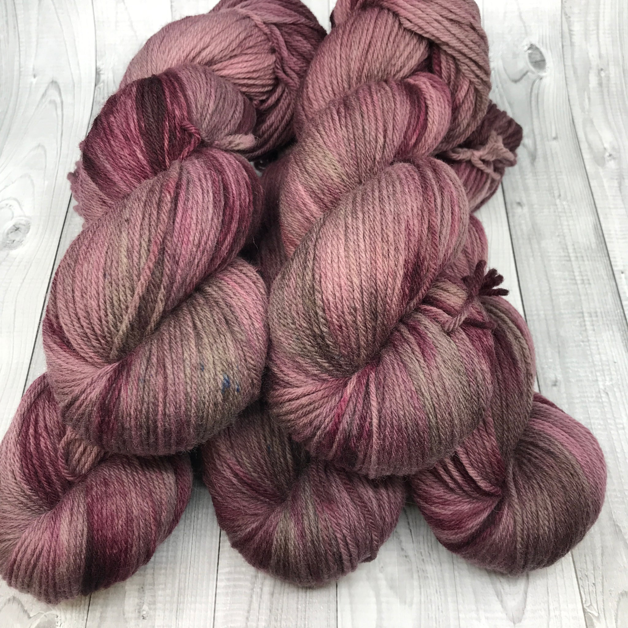 Hunter Highland DK - Fall 2019- Blackberry Jam