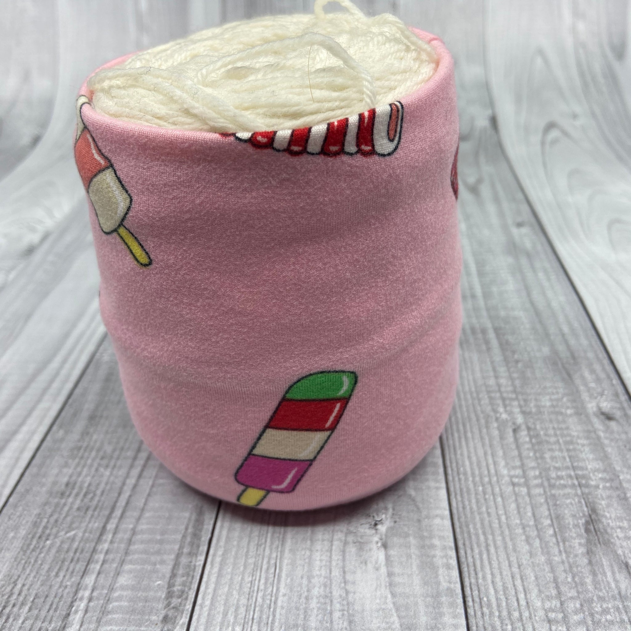 Yarn Cozy- Pink Treats