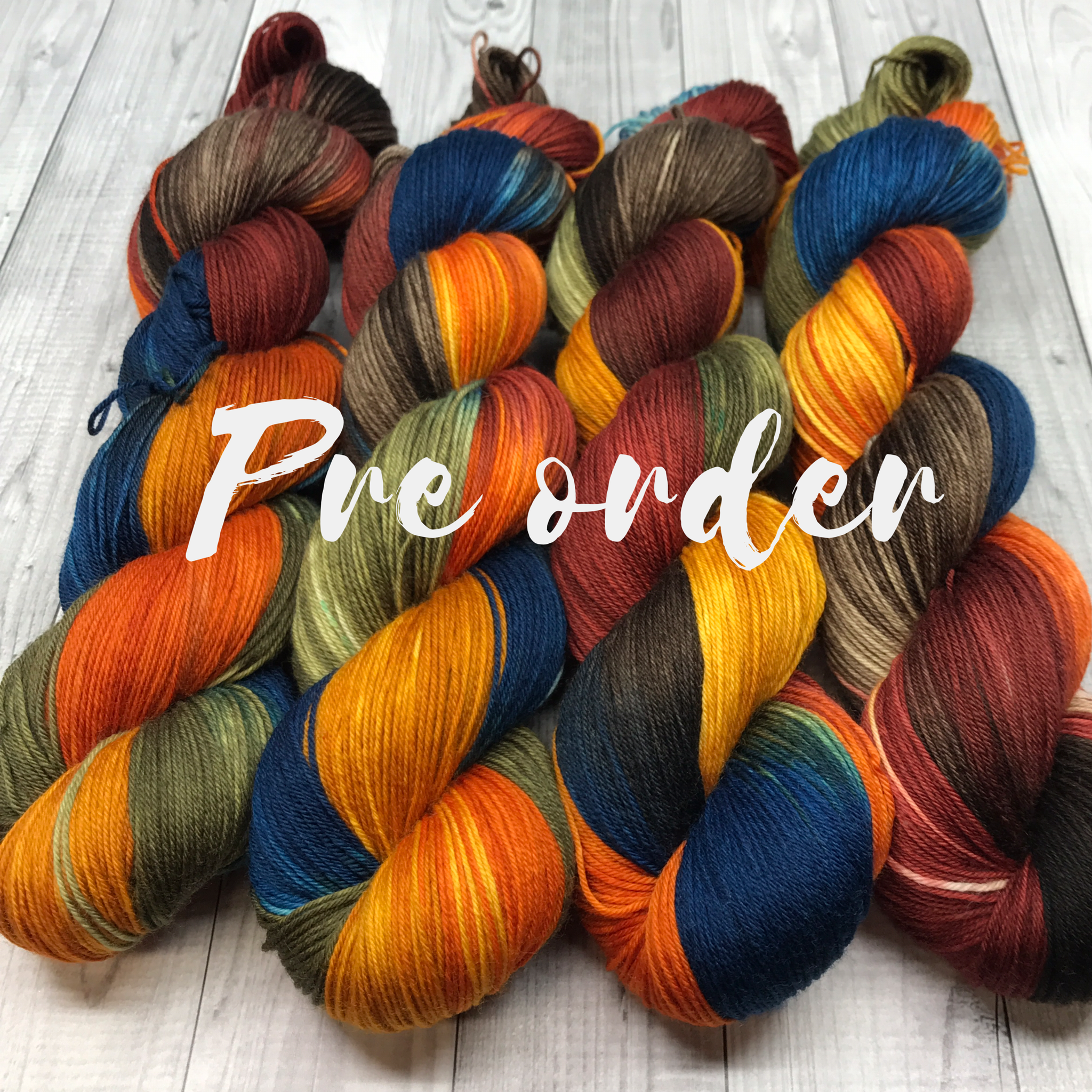 PRE ORDER Jimmy Sock- Harvest Rainbow