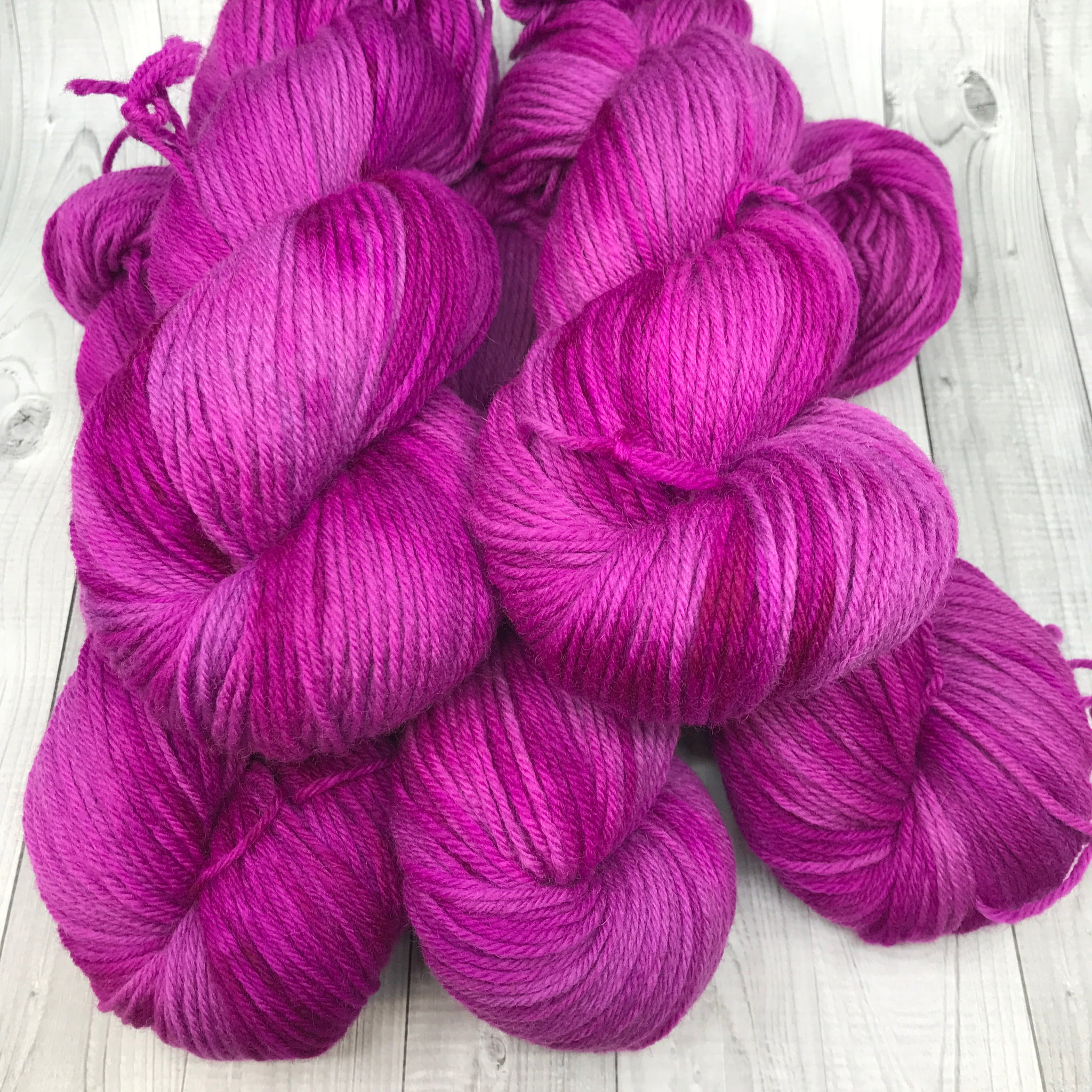 Hunter Highland DK - Fall 2019- Porch Step Mums