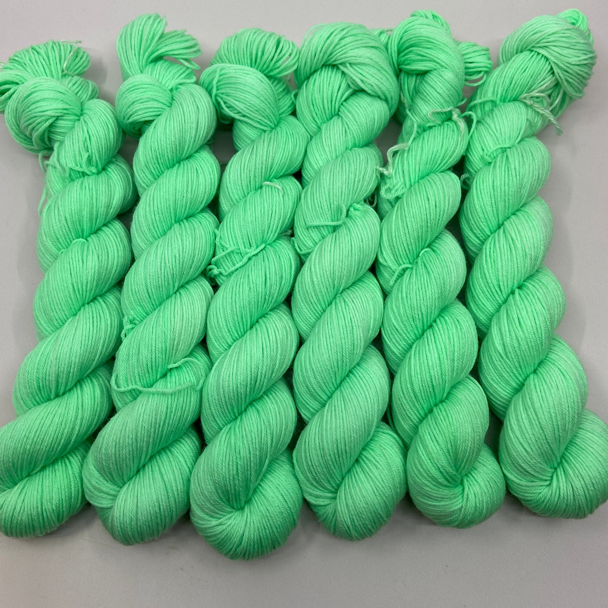 Jimmy Sock- 50g Mini Skein - Jaded