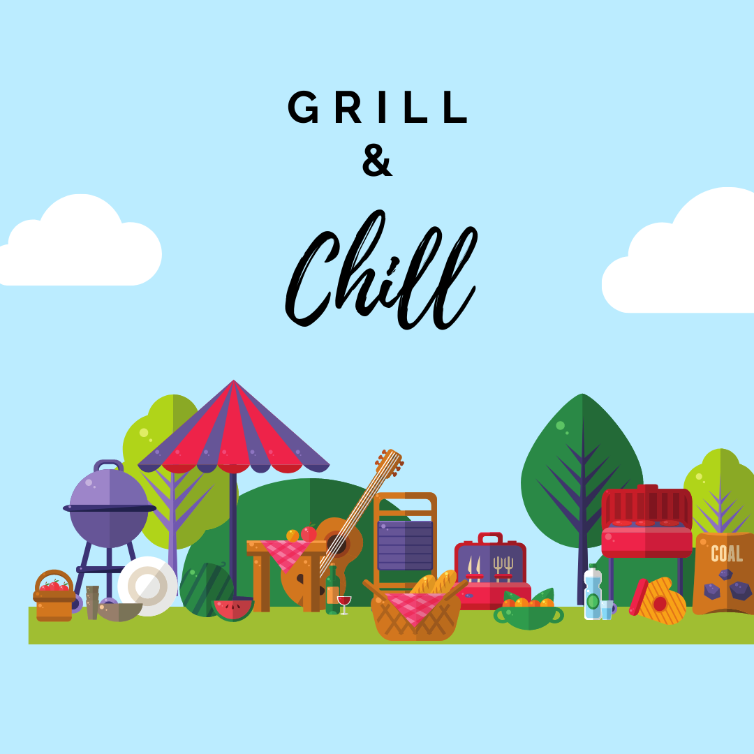 PRE ORDER Grill And Chill 2021- exclusive colorway - Pick Your Base