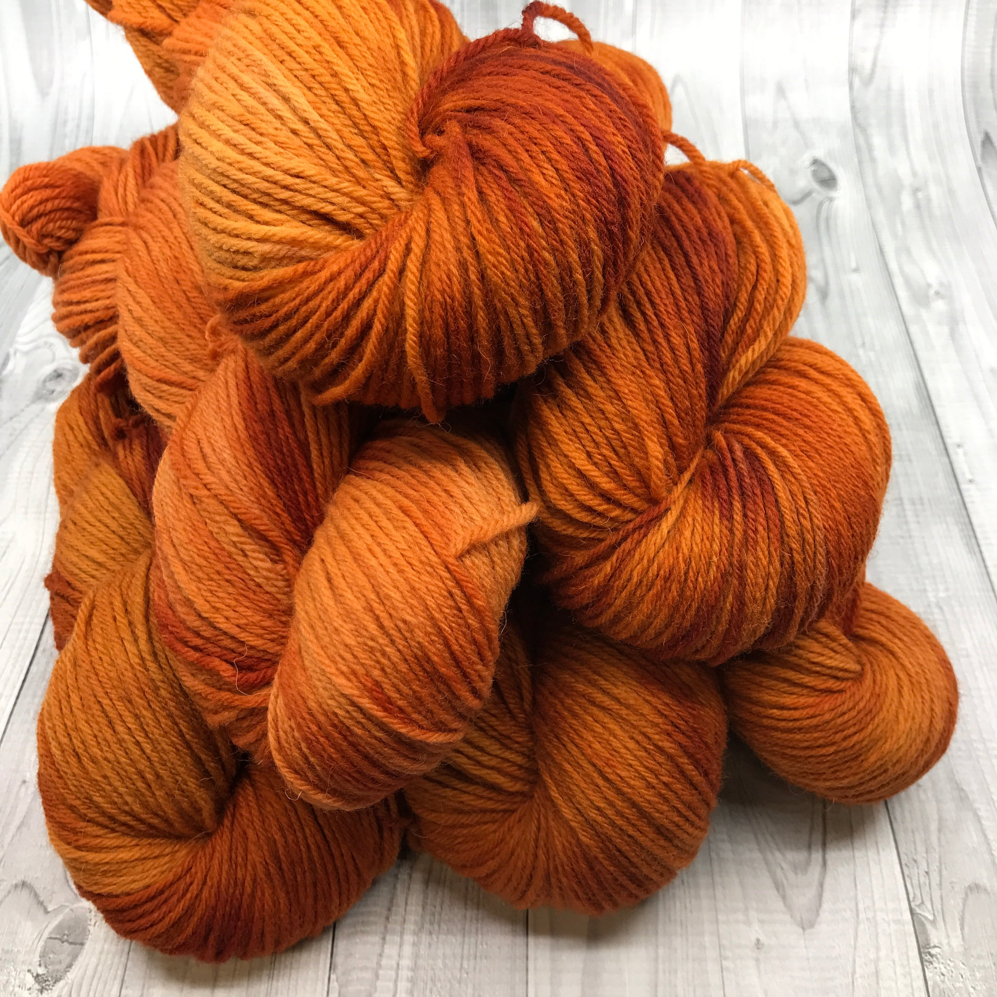 Hunter Highland DK - Fall 2019- Pumpkin Please