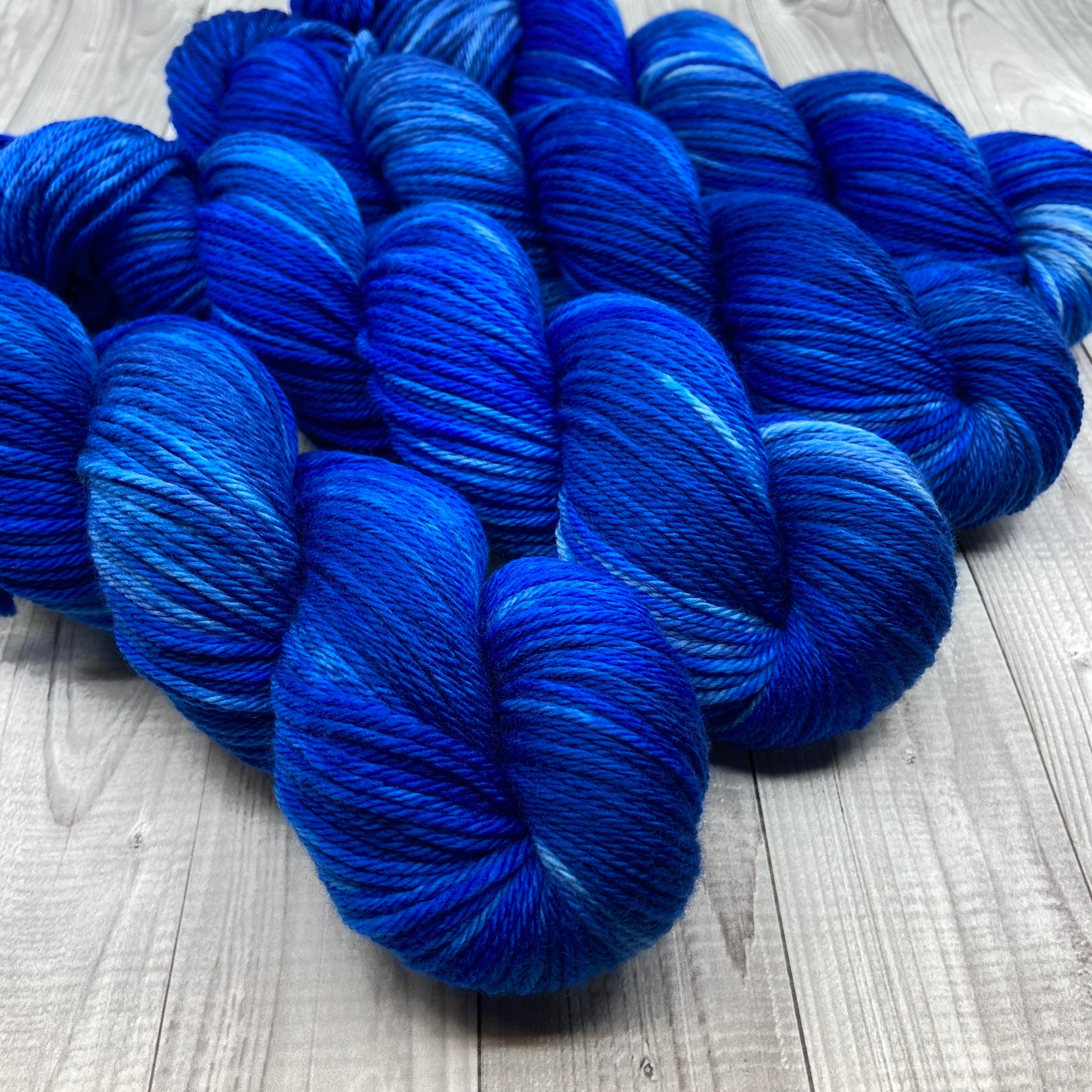 Oscar Worsted - Gemstone Collection- Sapphire