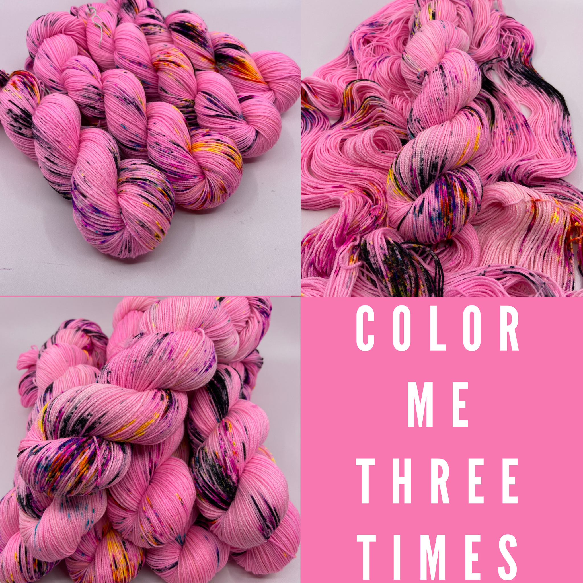 Jimmy Sock- Color Me Three Times