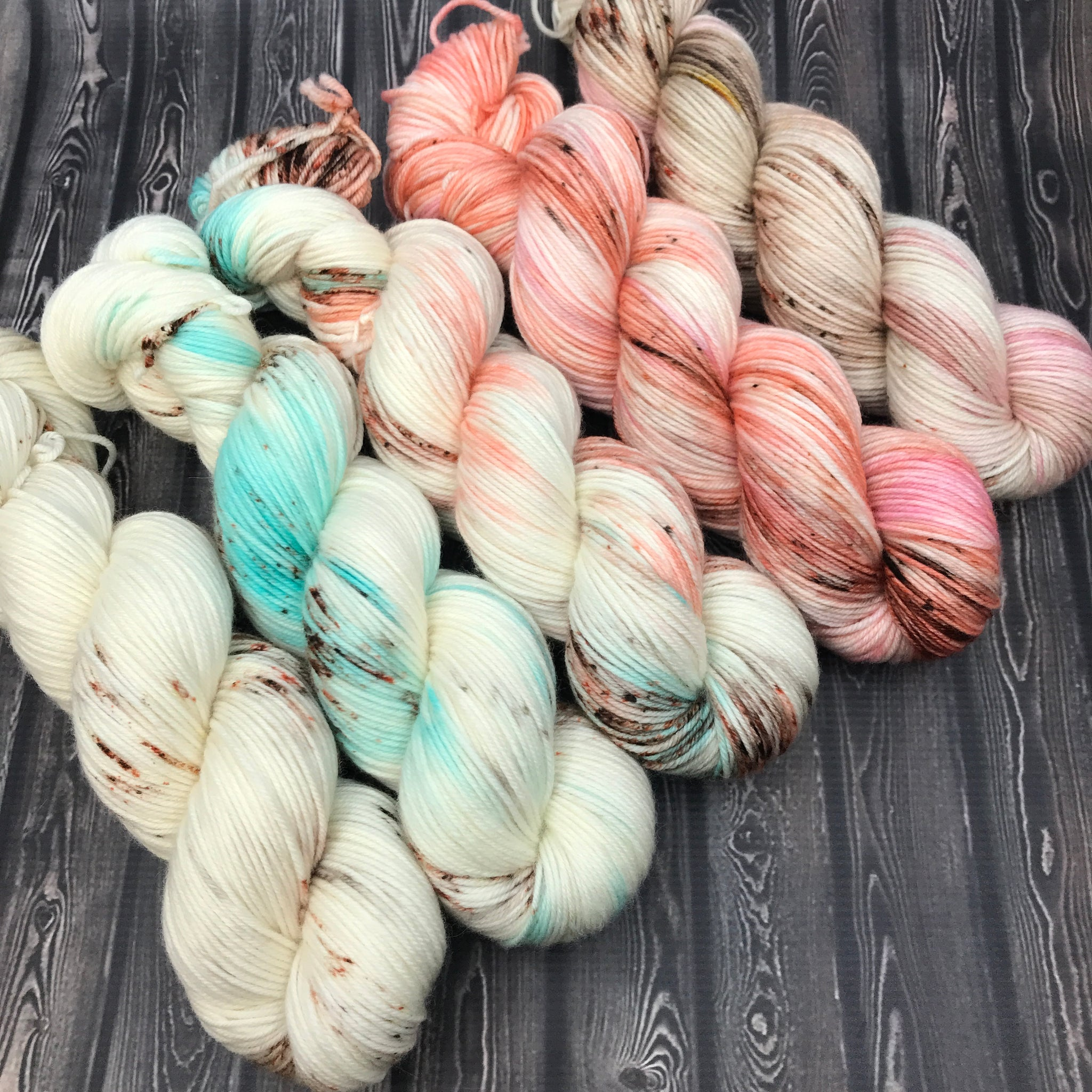 Trevor Morgan DK - Fairy Collection - Fade Set