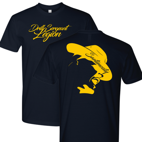 Santimosity Tee (Yellow Print)