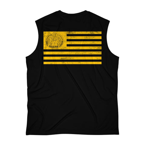 20.1 WEATHERED FLAG Sleeveless Performance Tee