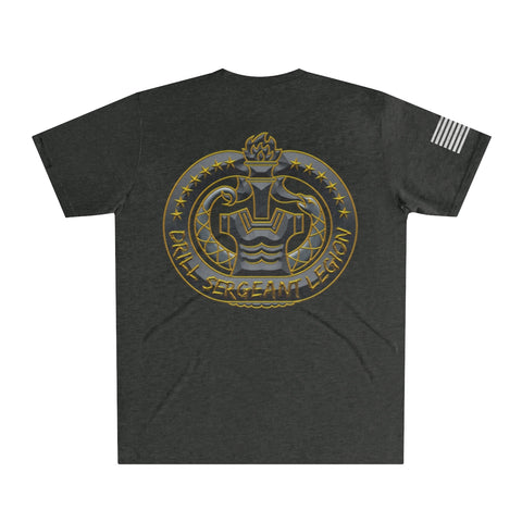 20.1 GRANITE AND GOLD Tri-Blend T-Shirt