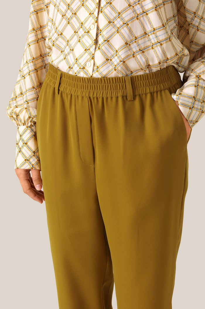 Naomi MW Trousers-Golden Brown