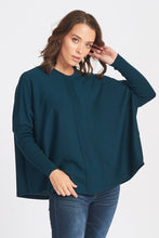 Load image into Gallery viewer, Oversized Rib Sleeve Jumper