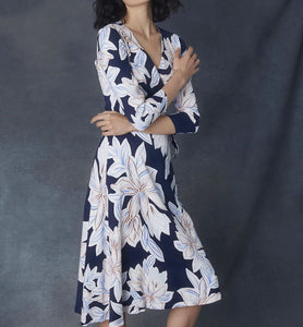 Lana Wrap Dress