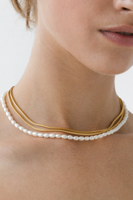 Holiday Chain-14k Vermeil