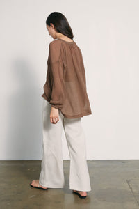 Hunter Shirt-Taupe