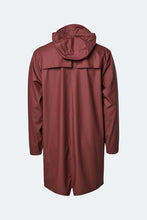 Load image into Gallery viewer, Long Jacket-Maroon