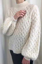 Load image into Gallery viewer, Mimi Jumper-Textured Ivory
