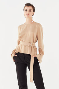 Everly Top-Gold