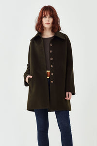 Dylan Coat-Hunter Green
