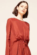 Load image into Gallery viewer, Mitsu Blouse-Ochre