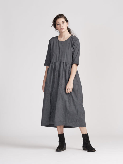 Vivian Dress-Hepburn Cotton