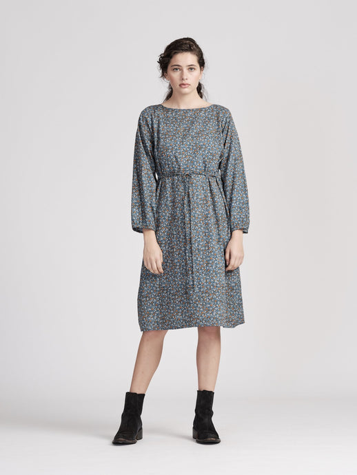 Smith Dress-Wildflower Cotton