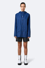 Load image into Gallery viewer, Jacket-Rains Klein Blue
