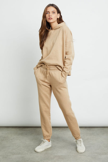 Nico Knit-Heather Camel