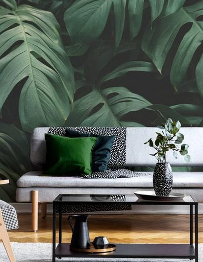 BREATH OF FRESH AIR: THE LEAFY WALL TREND THAT KEEPS ON GROWING